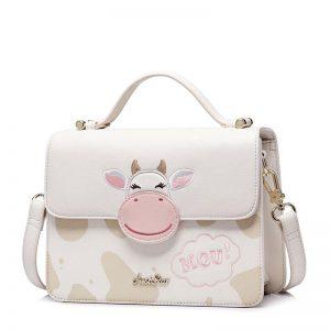 Torebka kuferek Happy Cow